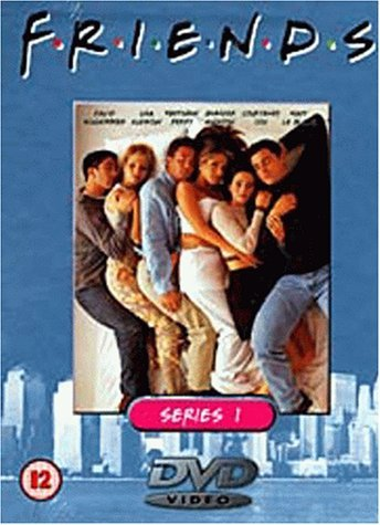 Friends Season  1 (UK) -- via Amazon Partnerprogramm