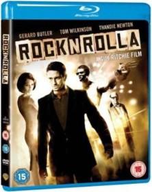 RocknRolla (Blu-ray) (UK)