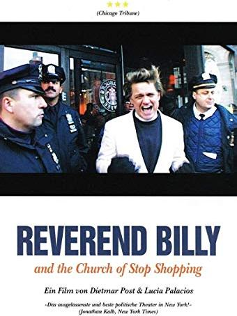 Reverend Billy and the Church of Stop Shopping (OmU) -- via Amazon Partnerprogramm