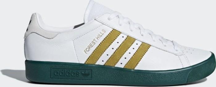new product 09dc5 ef50e adidas Forest Hills ftwr whitegold metalliccollegiate green (men) (AQ0921