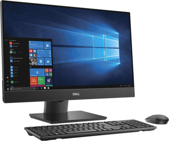 Dell OptiPlex 7460 All-in-One, Core i5-8500, 8GB RAM, 256GB SSD (7HWC7)