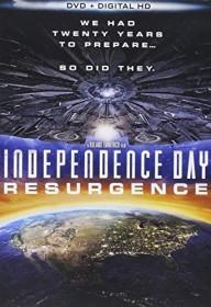 Independence Day: Resurgence (3D) (Blu-ray) (UK)