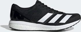 adidas adizero Boston 8 core black/cloud white/grey six (Herren) (G28861)