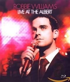 Robbie Williams - Live At The Royal Albert Hall (Blu-ray)