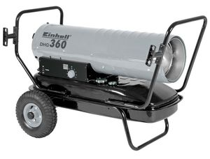 Einhell DHG360 Diesel-Heißluftgenerator