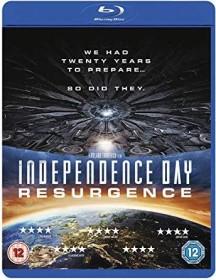 Independence Day: Resurgence (Blu-ray) (UK)