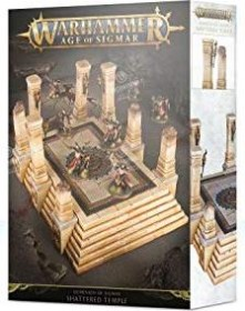 Games Workshop Warhammer Age of Sigmar - Dominion of Sigmar - Shattered Temple (99120299053)