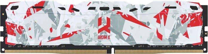 Goodram IRDM X multicolor DIMM 8GB, DDR4-3000, CL16-18-18-36 (IR-XL3000D464L16S/8G)