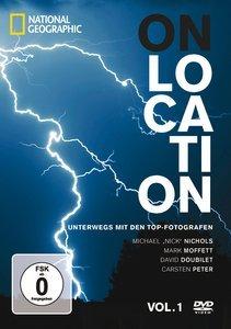 National Geographic: On Location - Unterwegs mit den Top-Fotografen Vol. 1