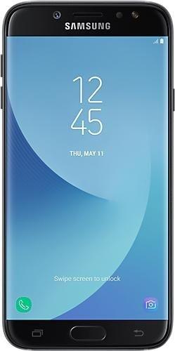 Samsung Galaxy J7 (2017) Duos J730F/DS schwarz