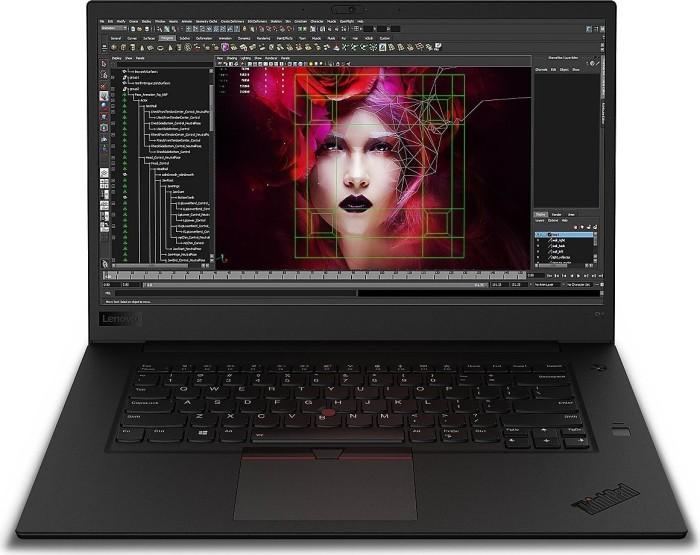 Lenovo ThinkPad P1, Core i7-8850H, 16GB RAM, 512GB SSD, 1920x1080, Quadro P1000 4GB, vPro (20MD000DGE)