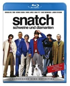 Snatch - Schweine und Diamanten (Blu-ray)