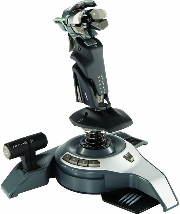 MadCatz Cyborg F.L.Y 5 Flight Stick, USB (PC) (4330200B2)