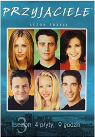 Friends Season 3 (UK)