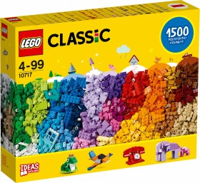 LEGO Classic - Bricks Brricks Bricks (10717)