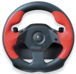 Logitech Formula Force GP Wheel, USB (PC) (963221-0914)