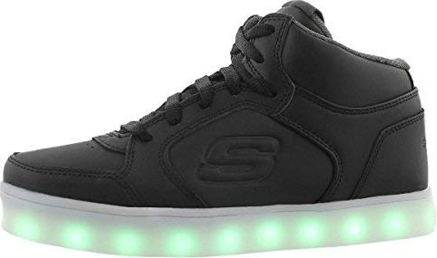 Skechers S Lights: Energy Lights schwarz (Junior) (90600L-017)