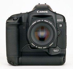Canon EOS 1D Mark II schwarz Gehäuse (9313A010)