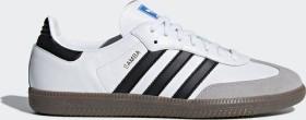 adidas Samba OG ftwr white/core black/clear granite (men) (B75806)