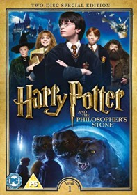 Harry Potter And The Philosopher's Stone (DVD) (UK)