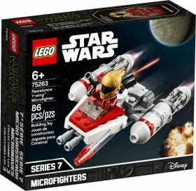 LEGO Star Wars Microfighters - Resistance Y-wing (75263)