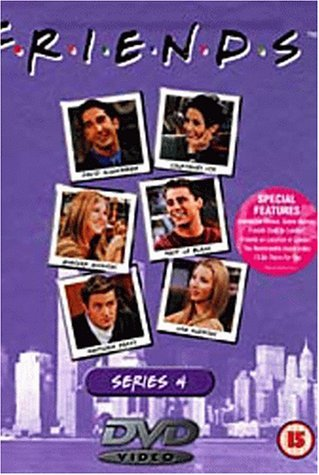 Friends Season  4 (UK) -- via Amazon Partnerprogramm