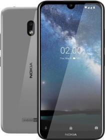 Nokia 2.2 Dual-SIM 32GB grau