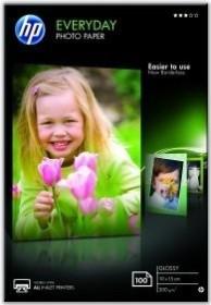 HP photo paper glossy 10x15cm, 200g/m², 100 sheets (CR757A)