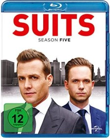 Suits Season 5 (Blu-ray)