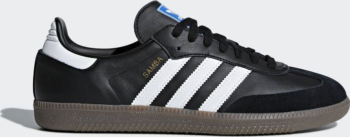 Core Blackftwr Samba Og Whitegumherrenb75807 Adidas QrCtshdx