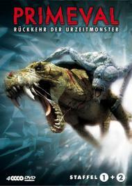 Primeval Box (Season 1-2) (DVD)