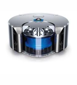 Dyson 360 Eye beutellos nickel/blau (64978-01)