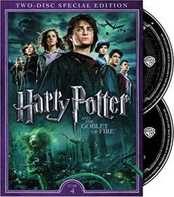 Harry Potter And The Goblet Of Fire (Special Editions) (DVD) (UK)