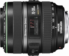 Canon EF 70-300mm 4.5-5.6 DO IS USM schwarz (9321A003/9321A006)