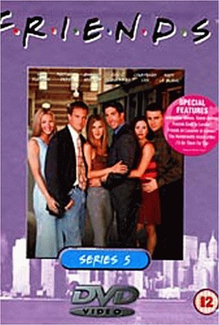 Friends Season 5 (UK) -- via Amazon Partnerprogramm