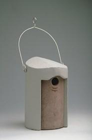 Schwegler Nisthöhle 1B, 26mm, weiß