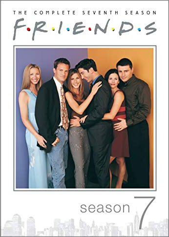 Friends Season  7 (UK) -- via Amazon Partnerprogramm