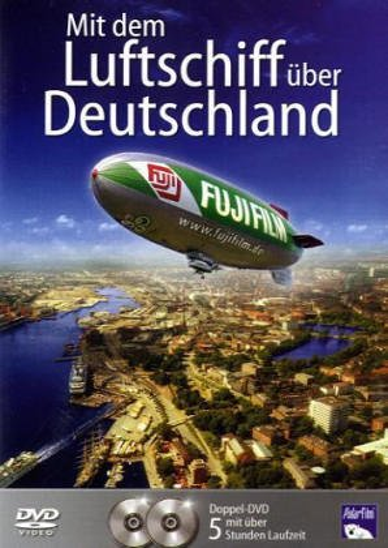 Mit dem Luftschiff über Deutschland -- via Amazon Partnerprogramm