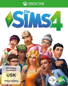 Die Sims 4 - Deluxe Party Edition (Xbox One)