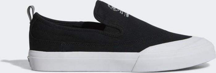 6bbad8dff8da adidas Matchcourt slip-on ADV core black ftwr white (men) (F37387 ...