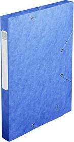 Exacompta Archivbox Cartobox A4, 25mm, blau (18505H)