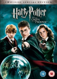 Harry Potter And The Order Of The Phoenix (Special Editions) (DVD) (UK)