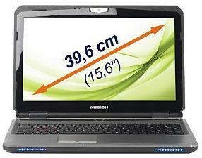 Medion Erazer X6811, Core i5-480M, 4GB RAM, 750GB HDD (MD 97746)