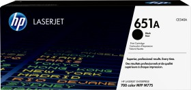 HP Toner 651A schwarz (CE340A)