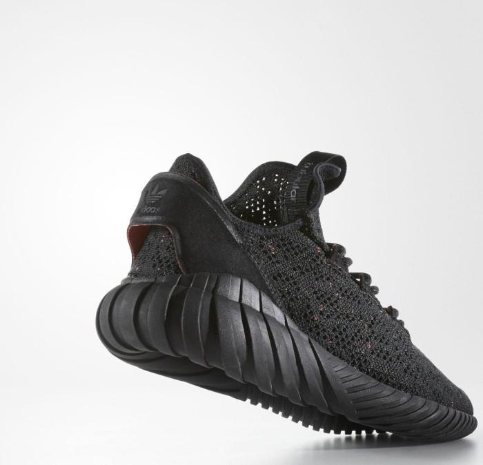 adidas Tubular Doom Sock Primeknit core blackcore blacktrace olive (BY3559)