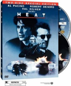 Heat (Special Editions) (DVD) (UK)