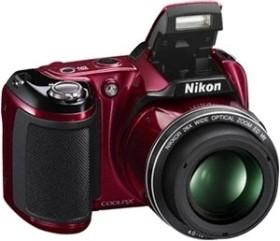 Nikon Coolpix L810 rot (VMA971E1)