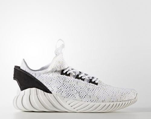 pretty nice 61a80 f77c7 adidas Tubular Doom Sock Primeknit footwear whitecore black (BY3558)