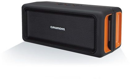 Grundig Bluebeat GSB 120 schwarz/orange