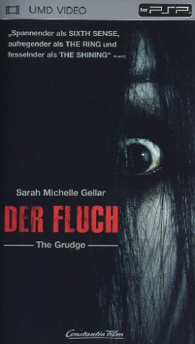 The Grudge - Der Fluch (UMD-Film) (PSP) -- via Amazon Partnerprogramm